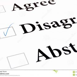 agree-disagree-abstain-form-royalty-free-stock-images-image-w3390c-clipart